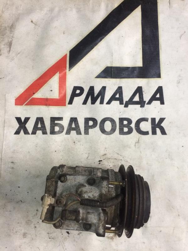 Компрессор кондиционера Hino Profia FR1 K13CT (б/у)