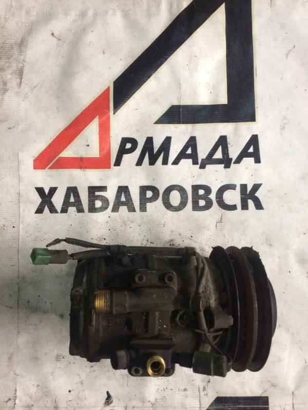 Компрессор кондиционера Isuzu Bus LV280 8PE1 (б/у)