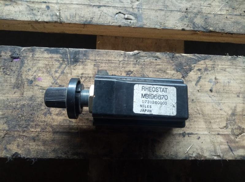 Кнопка освещения панели приборов Mitsubishi Pajero V46W (б/у)