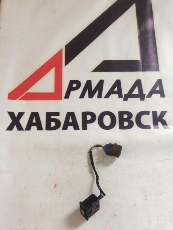 Кнопка подогрева сидений Isuzu Bighorn UBS69 левая (б/у)