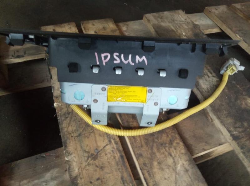 Подушка безопасности Toyota Ipsum ACM21 левая (б/у)