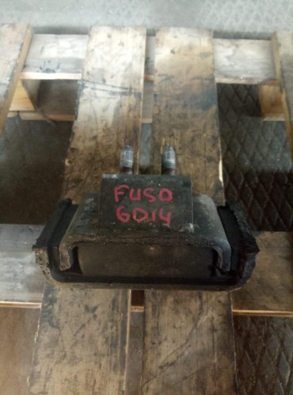 Подушка двигателя Mitsubishi Fuso FK335D 6D14 задняя правая (б/у)