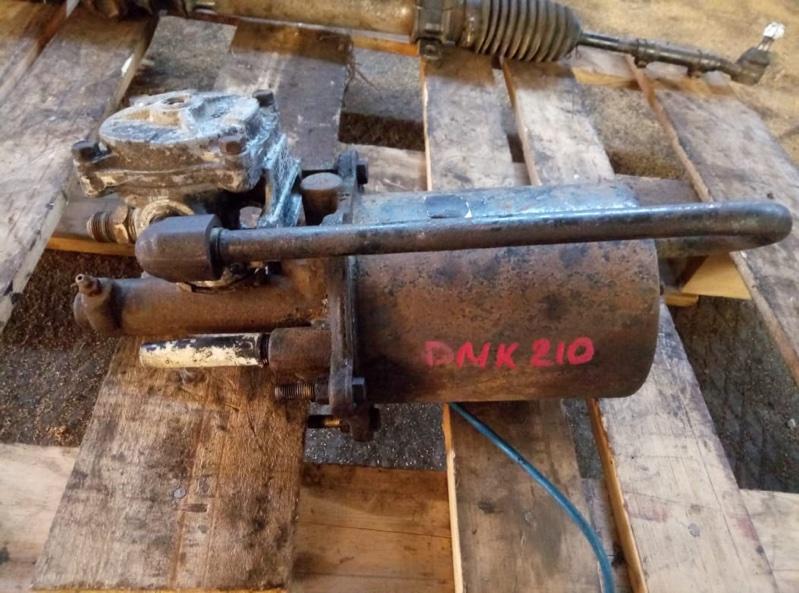 Пневмогидроусилитель тормозов Nissan Diesel MK210 (б/у)