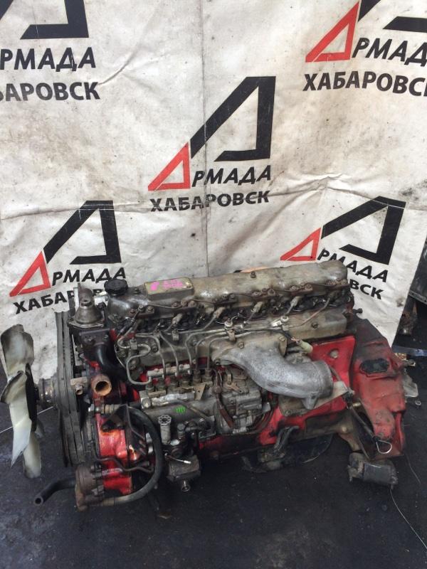 Двигатель Hino Ranger FD2 W06E (б/у)