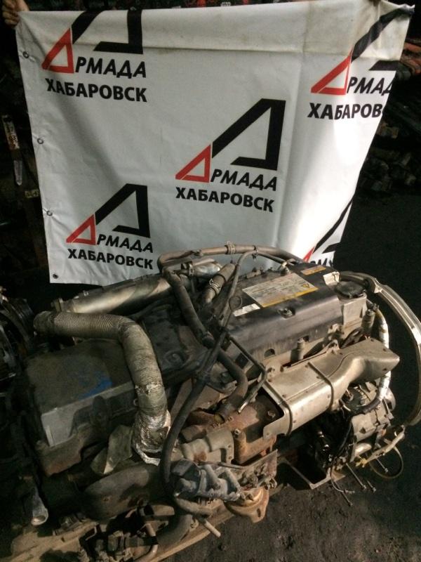 Двигатель Isuzu Forward FRR35 6HL1 2005 (б/у)