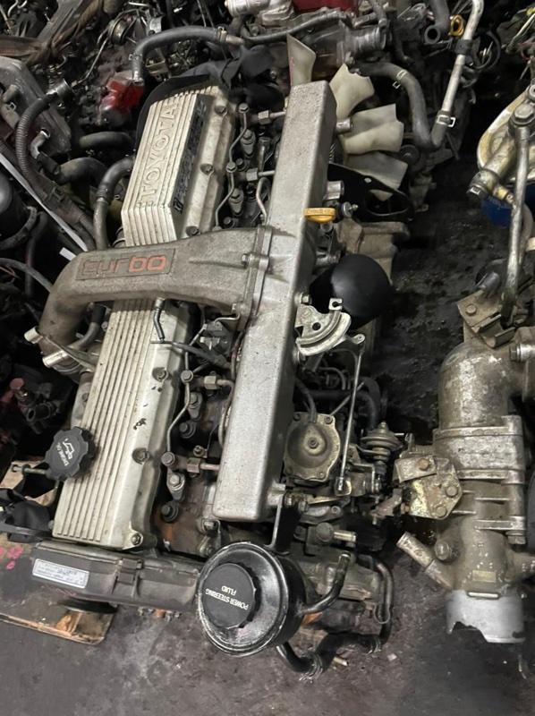 Двигатель Toyota Land Cruiser HDJ81 1HDT (б/у)