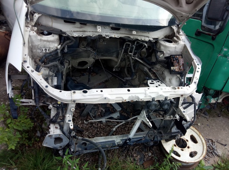Сигнал звуковой Toyota Ipsum ACM21 (б/у)