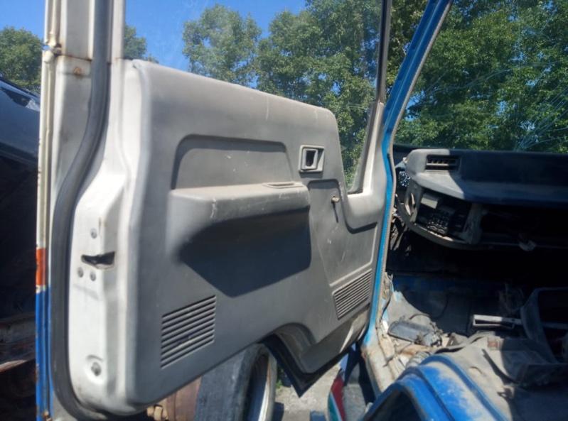 Уплотнительная резинка дверей Mitsubishi Canter FE305 передняя левая (б/у)