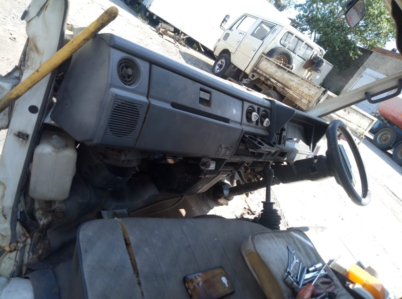 Кулиса кпп Toyota Hiace LH85 (б/у)