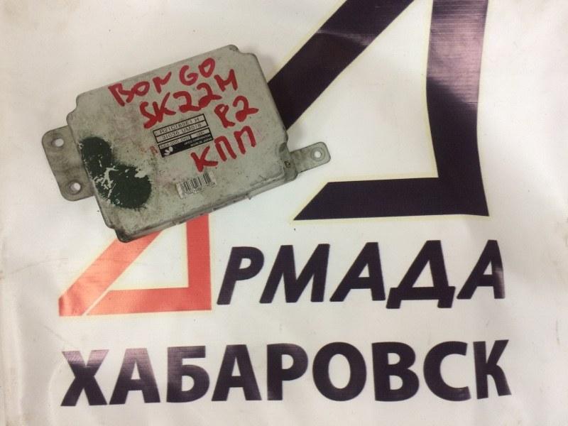 Блок переключения кпп Mazda Bongo SK22M R2 (б/у)