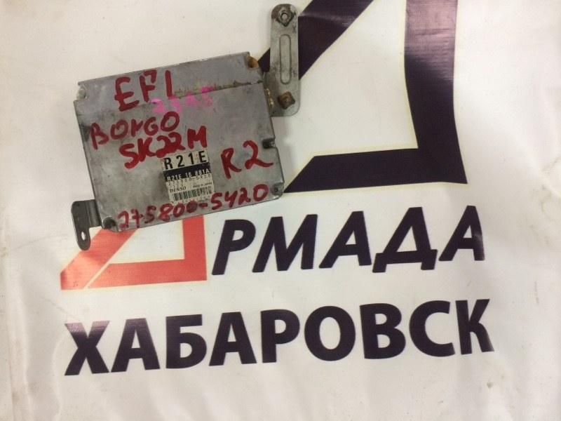 Блок управления efi Mazda Bongo SK22M R2 (б/у)