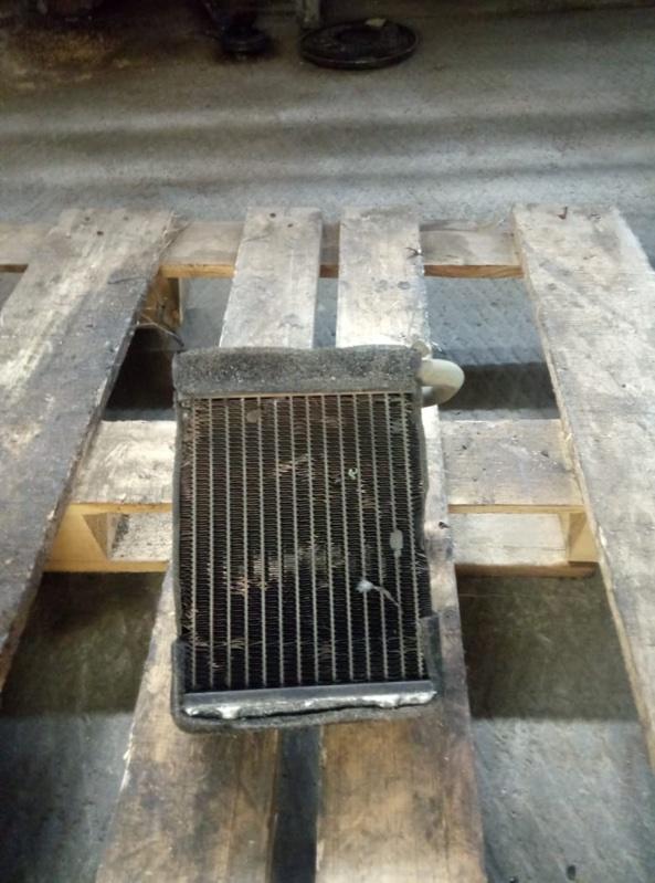 Радиатор печки Mazda Titan WELAT SL (б/у)