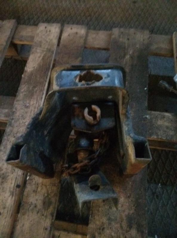 Лебедка запасного колеса Mazda Titan WHF5T TF (б/у)