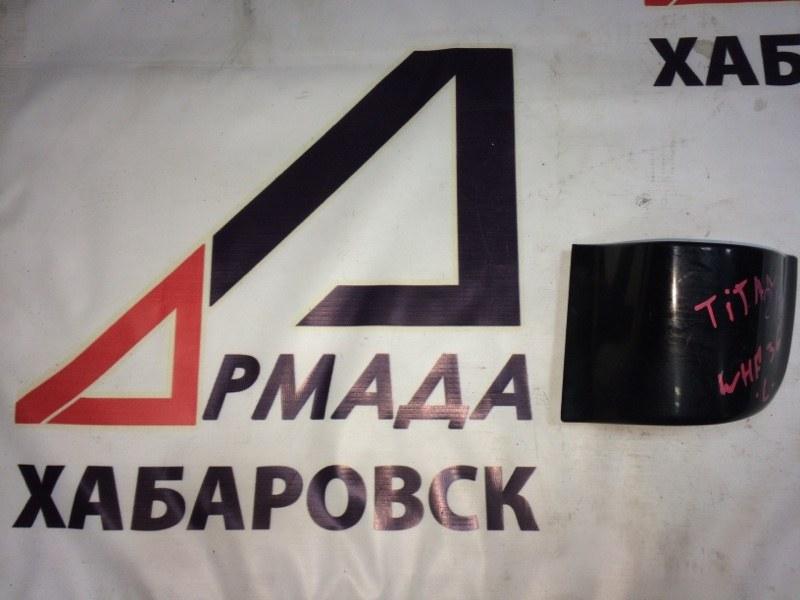 Накладка на зеркало Mazda Titan WHF36 правая (б/у)
