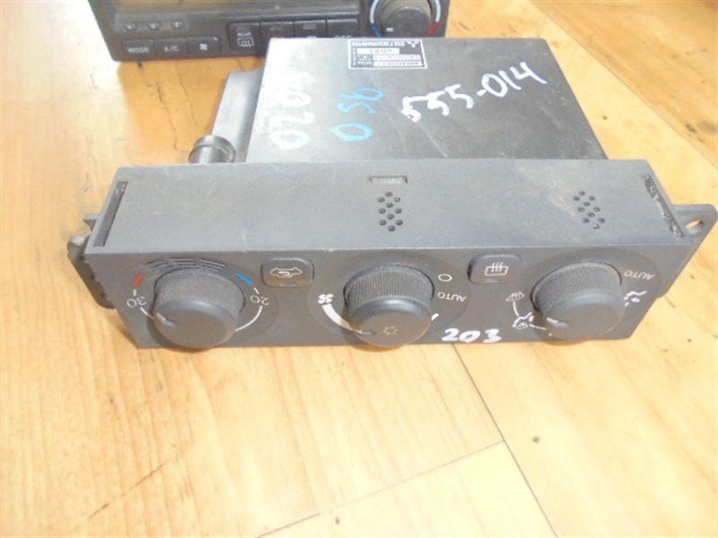 Климат-контроль Mitsubishi Pajero Io H77W (б/у)