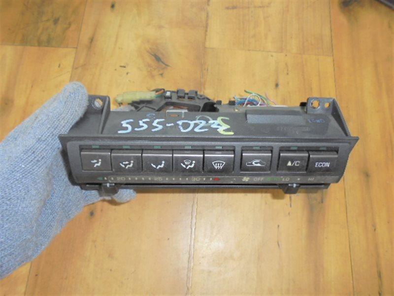 Климат-контроль Toyota Corolla AE91 (б/у)