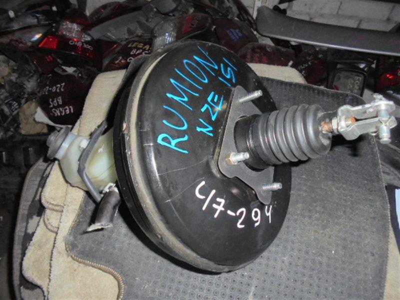 Главный тормозной цилиндр Toyota Corolla Rumion NZE151 (б/у)