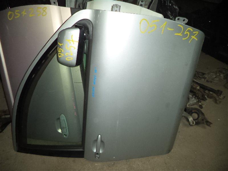 Зеркало Toyota Sienta NCP81 1NZFE переднее правое (б/у)