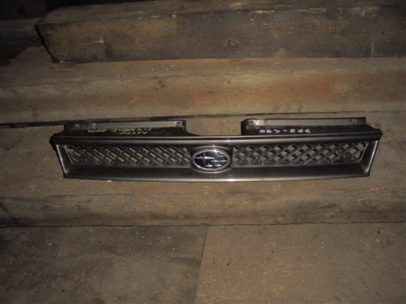 Решетка радиатора Subaru Justy KA8 (б/у)