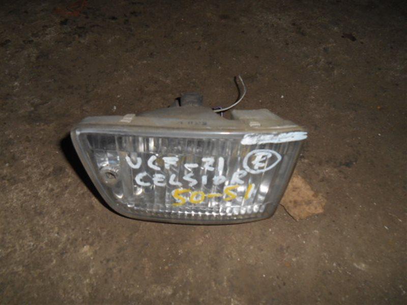 Повторитель в бампер Toyota Celsior UCF21 правый (б/у)