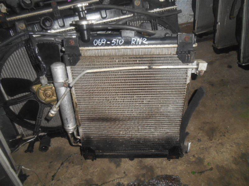 Радиатор охлаждения Subaru Stella RN2 EN07 (б/у)