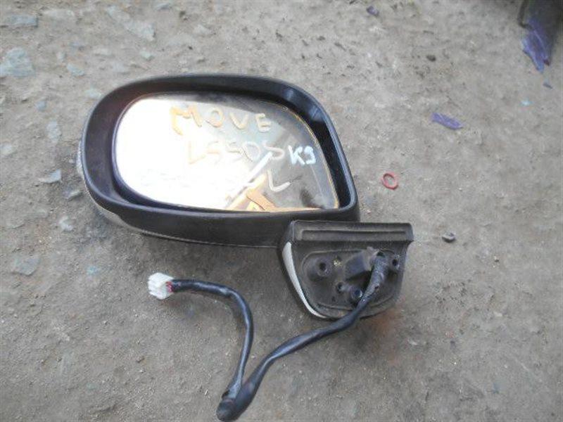 Зеркало Daihatsu Move L550S переднее левое (б/у)