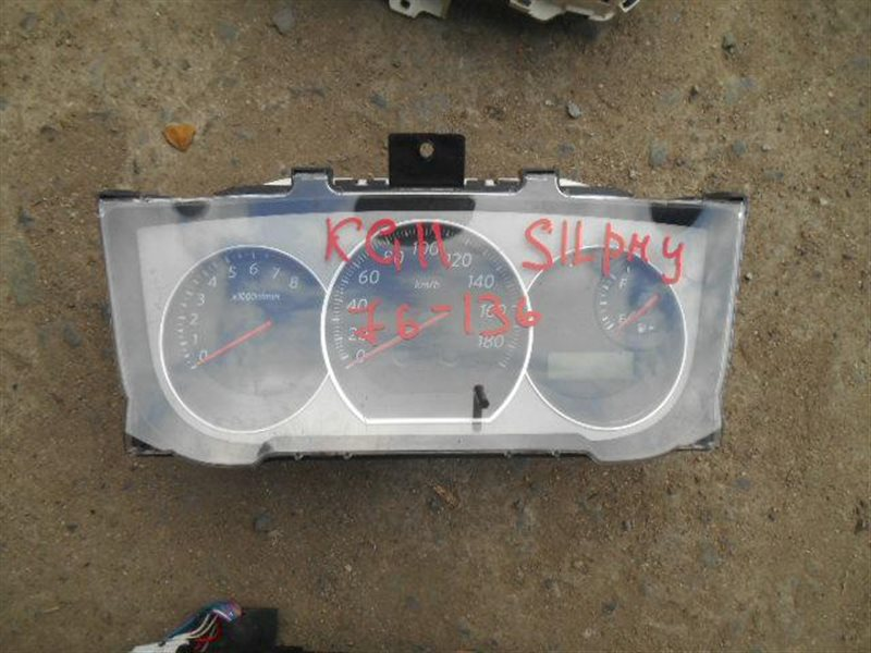 Спидометр Nissan Bluebird Sylphy KG11 (б/у)