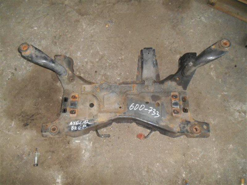 Балка под двс Mazda Axela BKEP LF передняя (б/у)