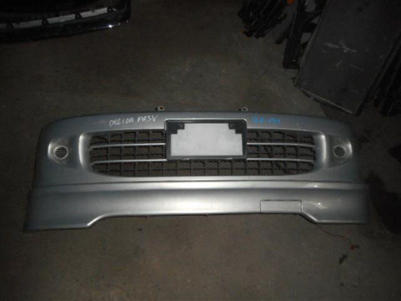 Бампер Mitsubishi Delica PA3V передний (б/у)