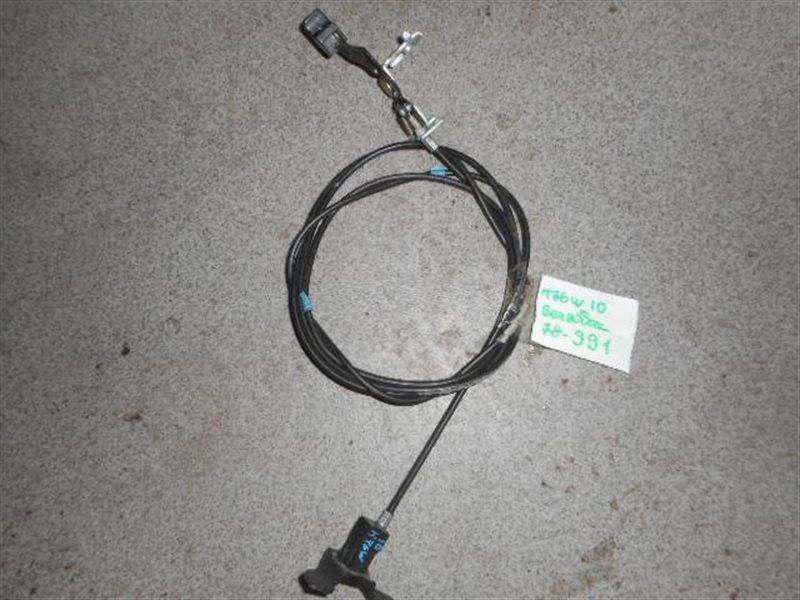 Тросик лючка бака Mitsubishi Pajero Io H76W (б/у)