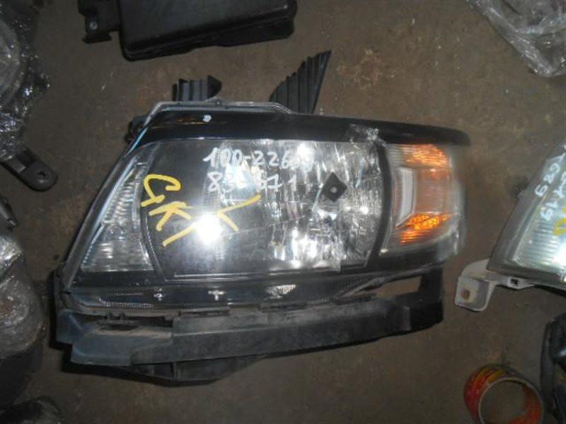 Фара Honda Mobilio Spike GK1 передняя левая (б/у)