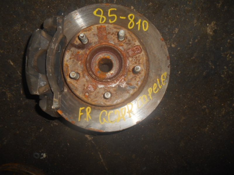 Суппорт Mazda Capella CG2PP FP передний правый (б/у)