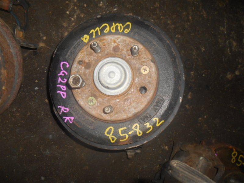 Ступица Mazda Capella CG2PP FP задняя правая (б/у)