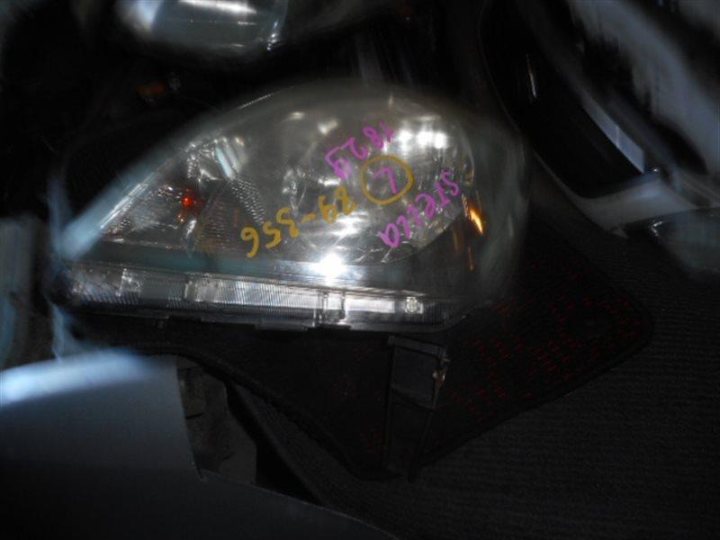 Фара Subaru Stella RN2 передняя левая (б/у)