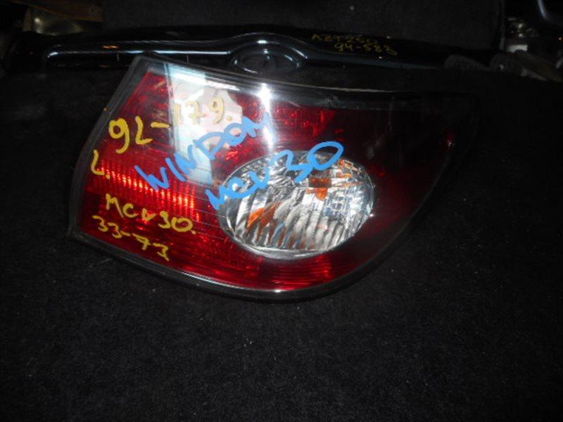 Стоп-сигнал Toyota Windom MCV30 задний левый (б/у)