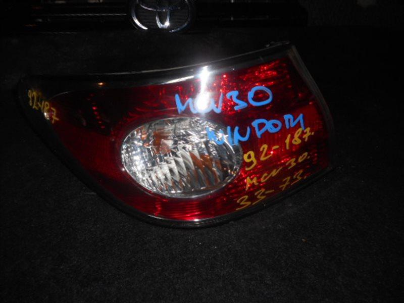 Стоп-сигнал Toyota Windom MCV30 задний правый (б/у)