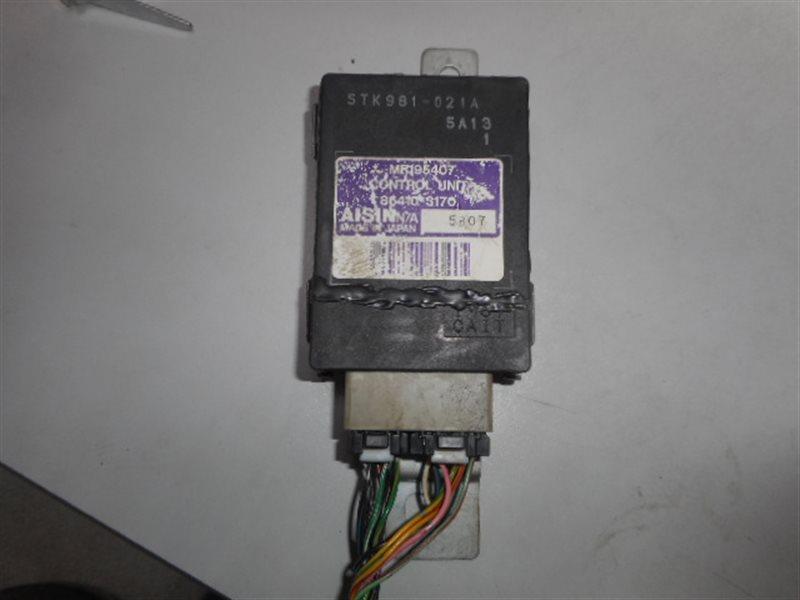 Блок управления акпп Mitsubishi Pajero Mini H56A 4A30 (б/у)