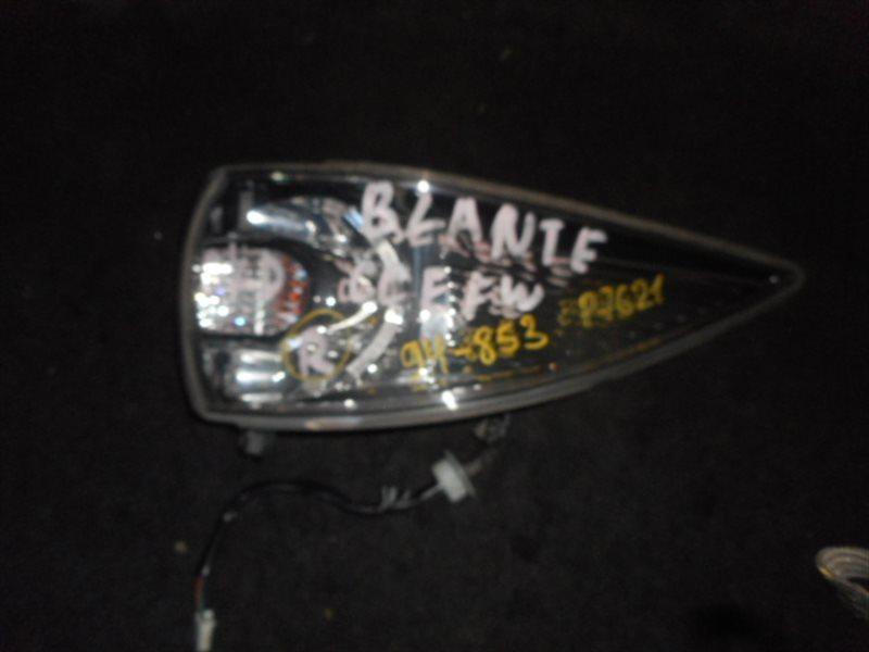 Стоп-сигнал Mazda Biante CCEFW задний правый (б/у)