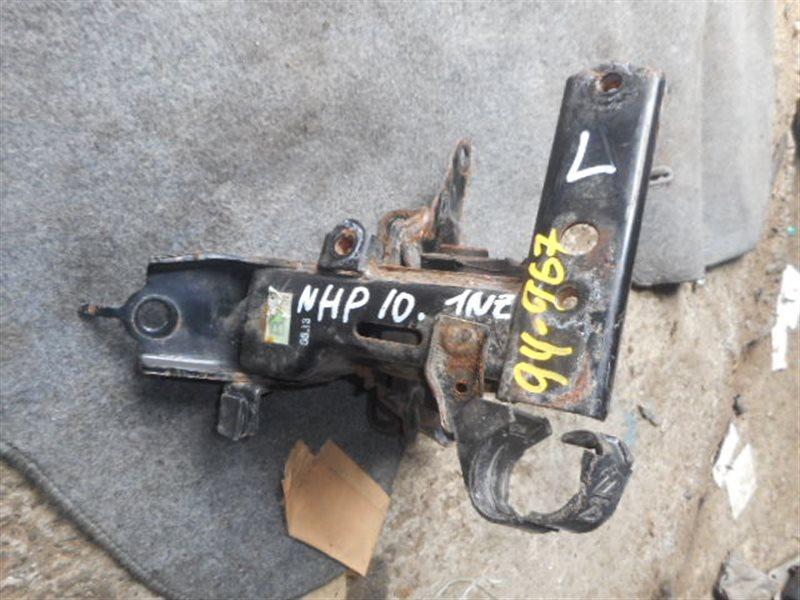 Подушка двигателя Toyota Aqua NHP10 левая (б/у)