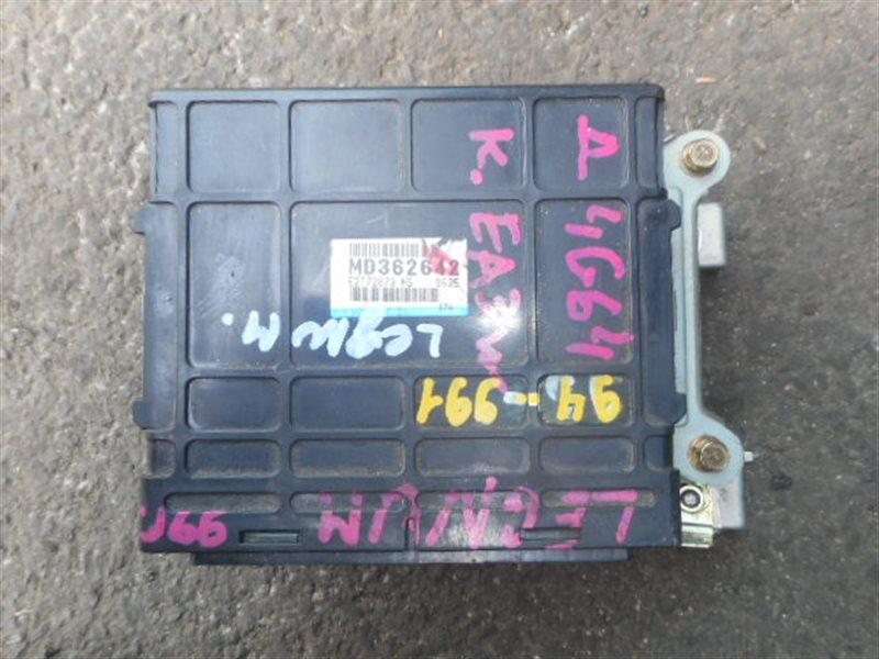 Блок efi Mitsubishi Legnum EA3W 4G64 (б/у)