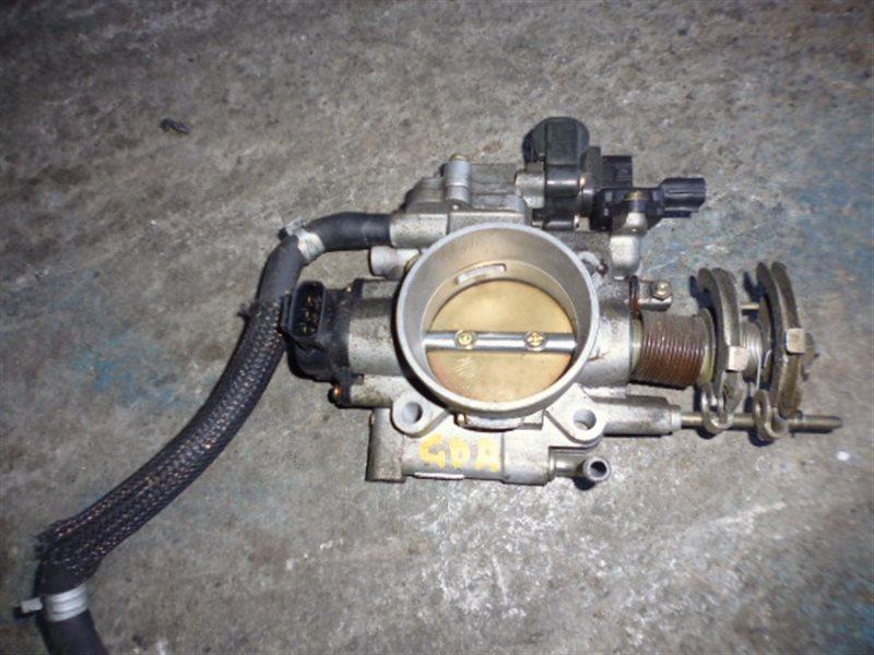 Дроссельная заслонка Subaru Impreza GDA EJ20 (б/у)