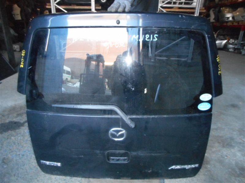 Дверь 5-я Mazda Az Wagon MJ21S задняя (б/у)