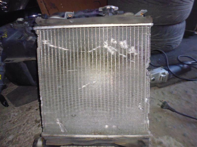 Радиатор охлаждения Suzuki Wagon R MJ21S K6A (б/у)