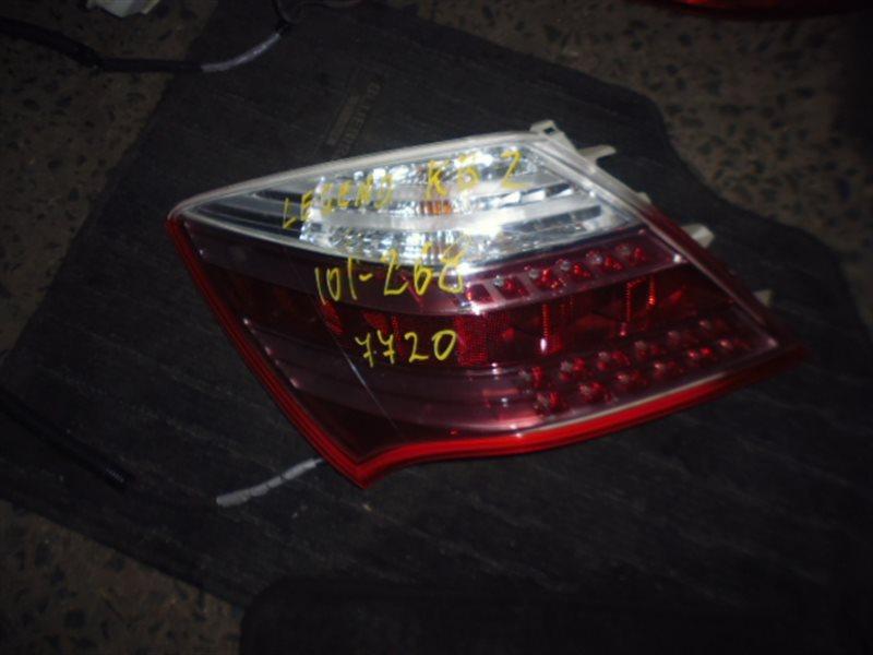 Стоп-сигнал Honda Legend KB2 задний левый (б/у)