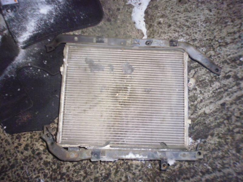 Радиатор кондиционера Toyota Hiace RZH125 2RZ (б/у)
