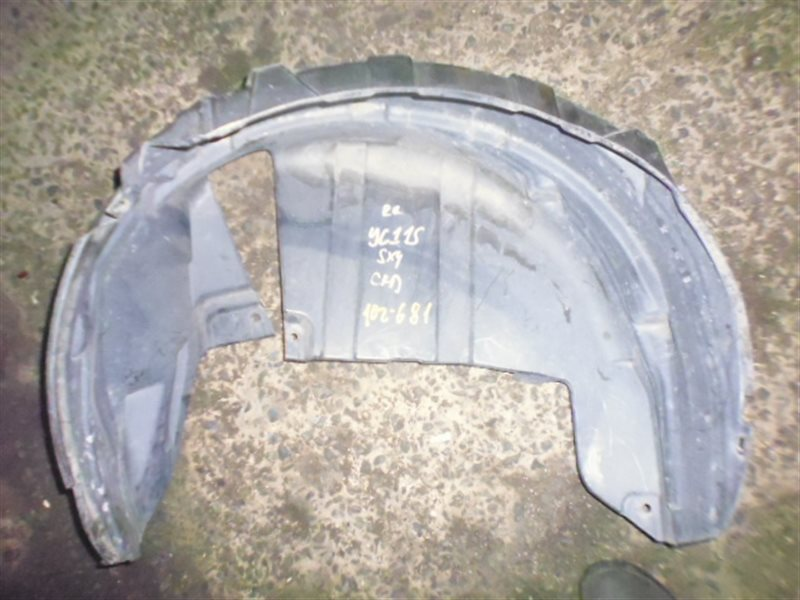 Подкрылок Suzuki Sx4 YC11S задний правый (б/у)
