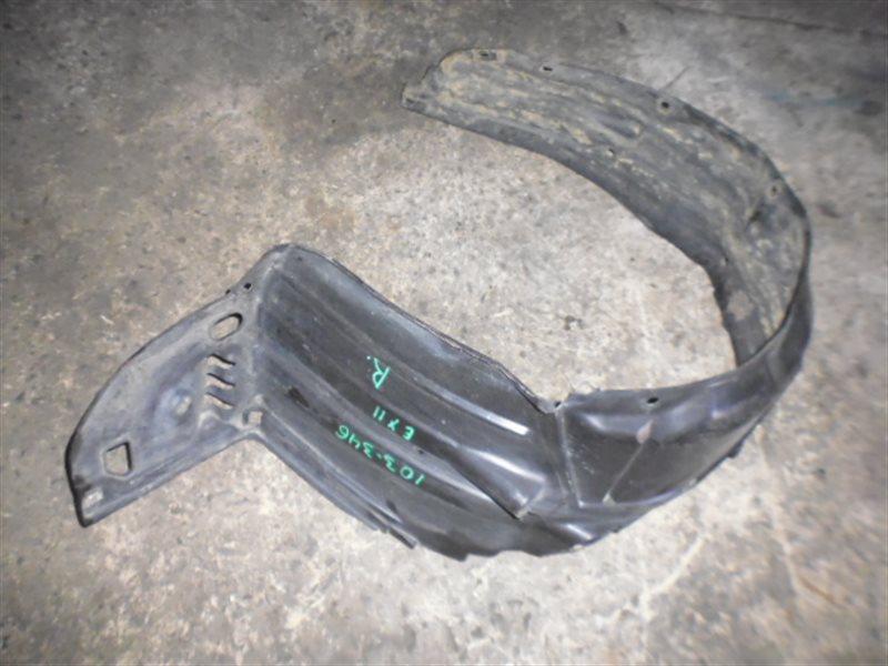 Подкрылок Honda Civic EU4 передний правый (б/у)