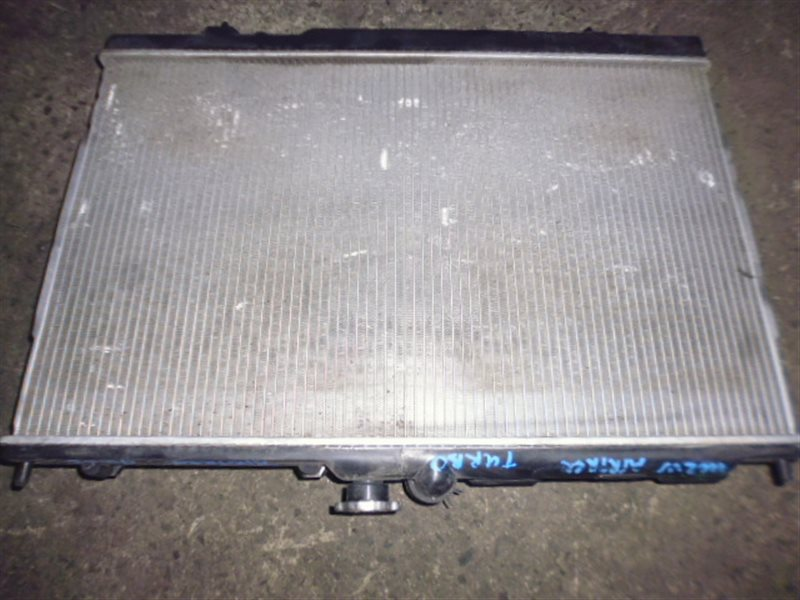 Радиатор охлаждения Mitsubishi Airtrek CU2W 4G63T (б/у)