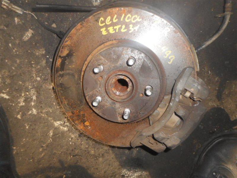 Ступица Toyota Celica ZZT231 2ZZGE передняя правая (б/у)
