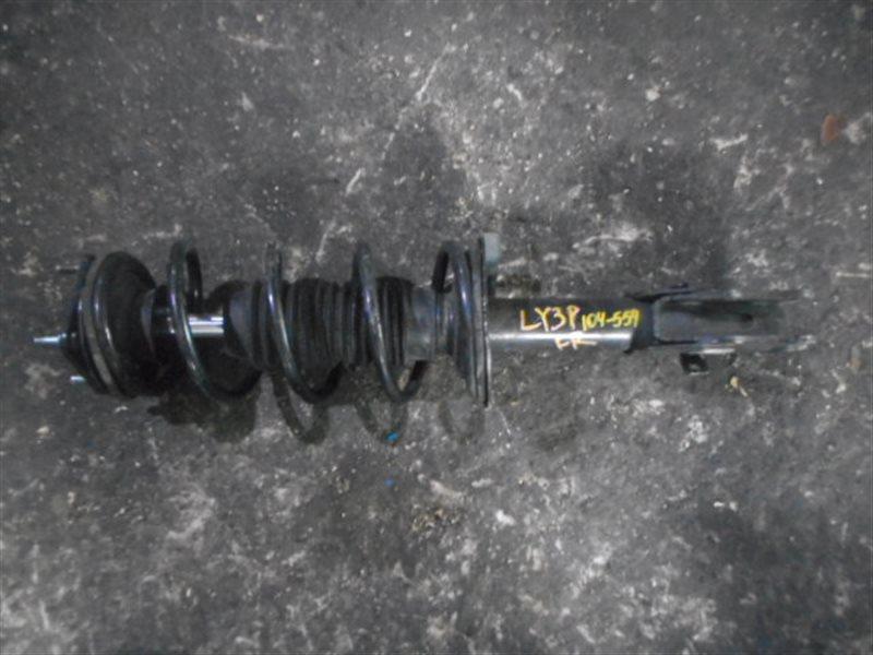Стойка Mazda Mpv LY3P передняя правая (б/у)